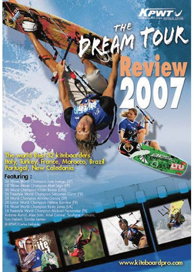 The Dream Tour Review 2007 - The KPWT Official World Tour 2007 - DVD