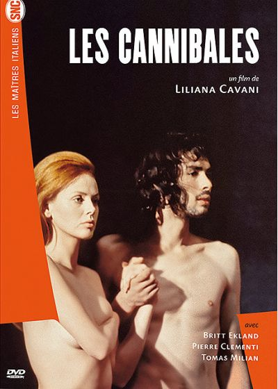 Les Cannibales - DVD