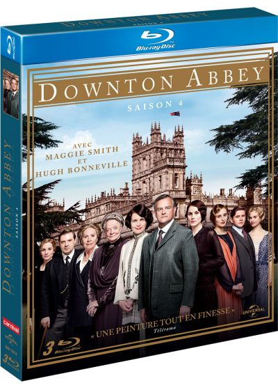 Downton Abbey - Saison 4 - Blu-ray