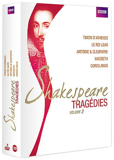 Shakespeare - Tragédies Volume 2 (Pack) - DVD