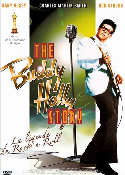 The Buddy Holly Story - DVD