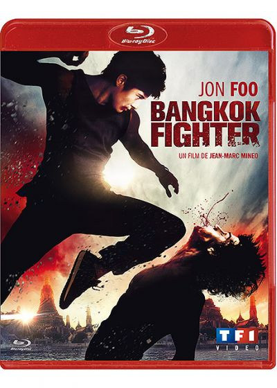 Bangkok Fighter - Blu-ray