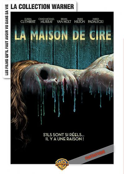 La Maison de cire (WB Environmental) - DVD