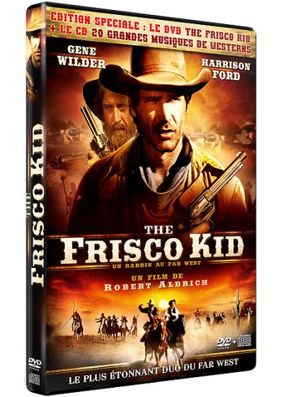 The Frisco Kid - Un rabbin au Far West (Édition Spéciale) - DVD