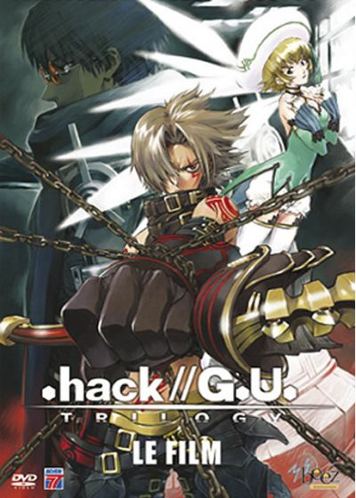 .hack//G.U. Trilogy - Le film (Édition Simple) - DVD