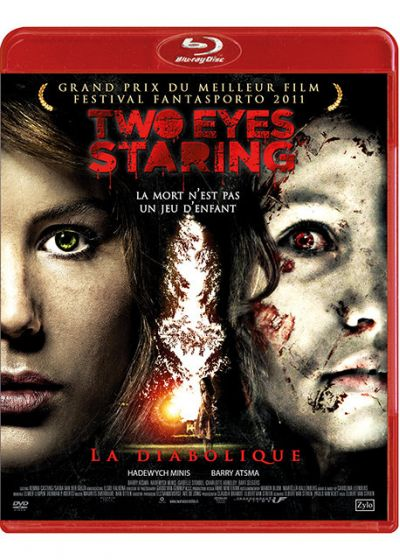 Two Eyes Staring - La diabolique - Blu-ray