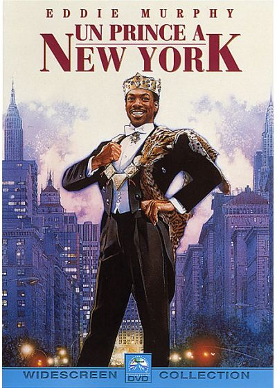 Un Prince à New York - DVD