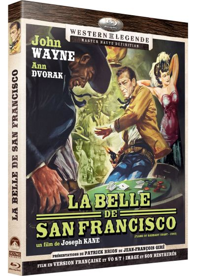 La Belle de San Francisco (Édition Collection Silver) - Blu-ray