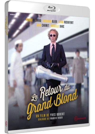 Le Retour du Grand Blond - Blu-ray