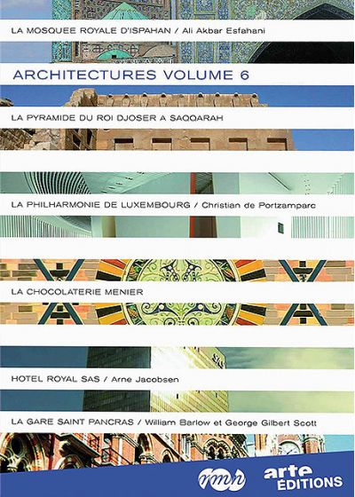 Architectures vol. 6 - DVD