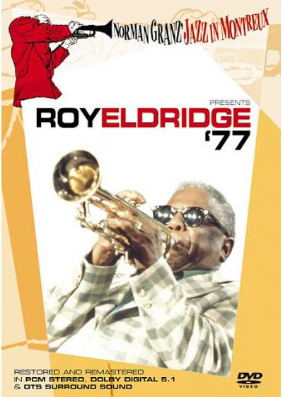 Norman Granz' Jazz in Montreux presents Roy Eldridge '77 - DVD