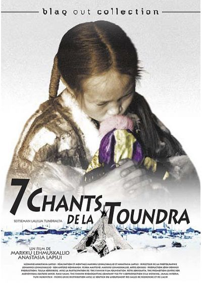Sept chants de la toundra - DVD