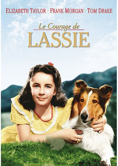 Le Courage de Lassie - DVD