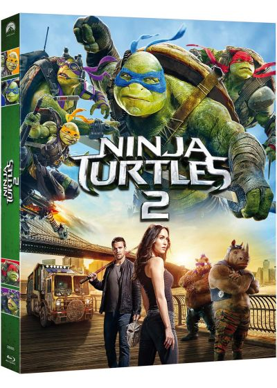 Ninja Turtles 2 - Blu-ray