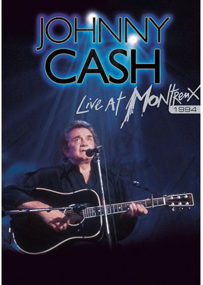Cash, Johnny - Live At Montreux - DVD