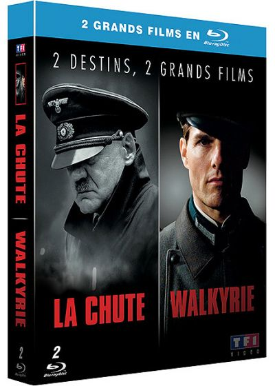La Chute + Walkyrie (Pack) - Blu-ray