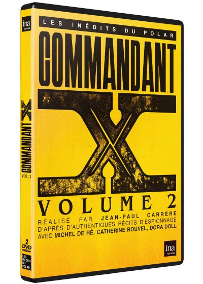 Commandant X : Episodes 5 à 9 - DVD