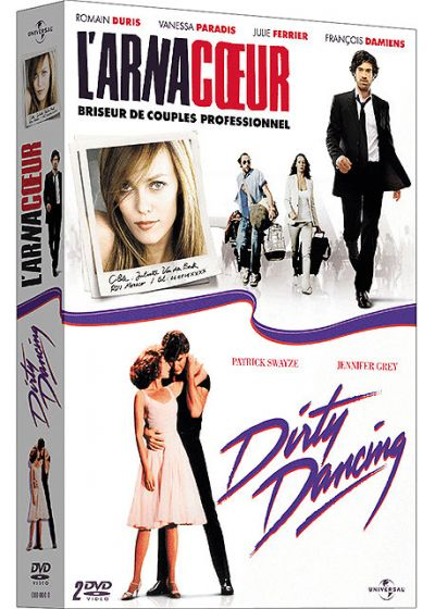 L'Arnacoeur + Dirty Dancing - DVD
