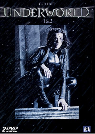 Underworld + Underworld 2 : Evolution - DVD