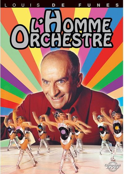 L'Homme orchestre (Mid Price) - DVD
