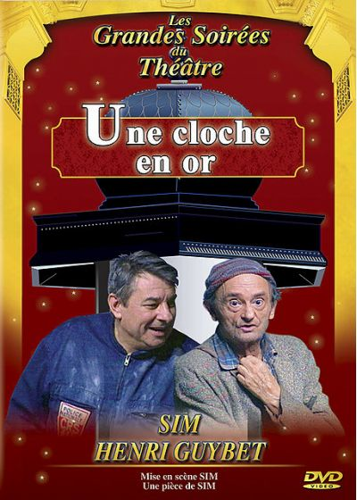 Une cloche en or - DVD