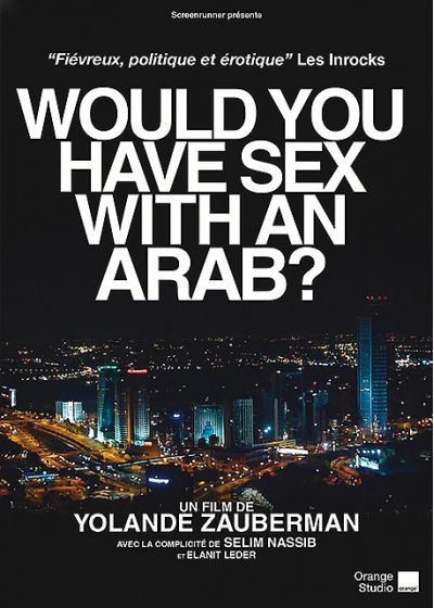 Would you have sex with an Arab? - DVD