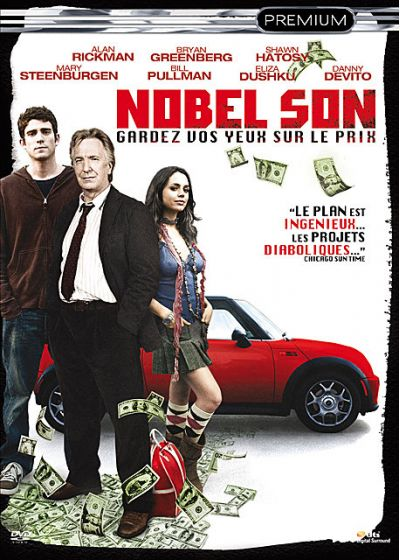 Nobel Son (Édition Premium) - DVD