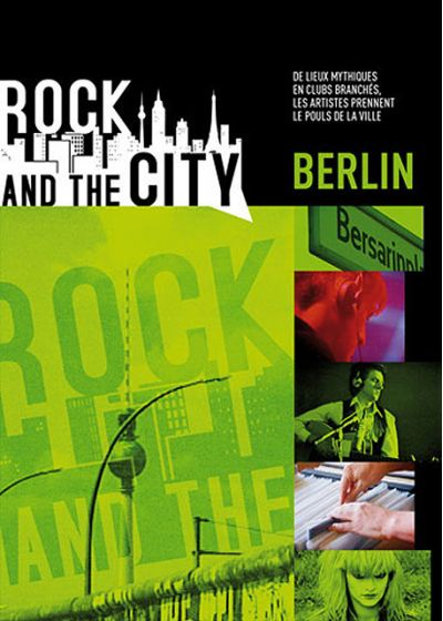 Rock and the City - Berlin (+ 1 CD Audio) - DVD