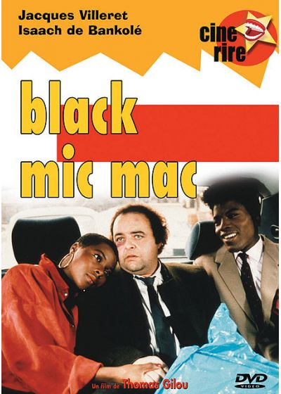 Black mic mac - DVD