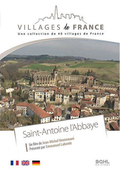 Villages de France volume 21 : Saint-Antoine-l'Abbaye - DVD