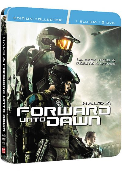 Halo 4 : Forward Unto Dawn (Édition Collector Blu-ray + DVD) - Blu-ray