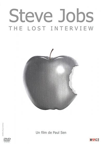 Steve Jobs : The Lost Interview - DVD