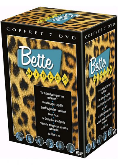 Bette Midler - Coffret 7 DVD (Pack) - DVD