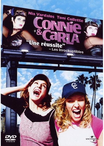 Connie & Carla - DVD