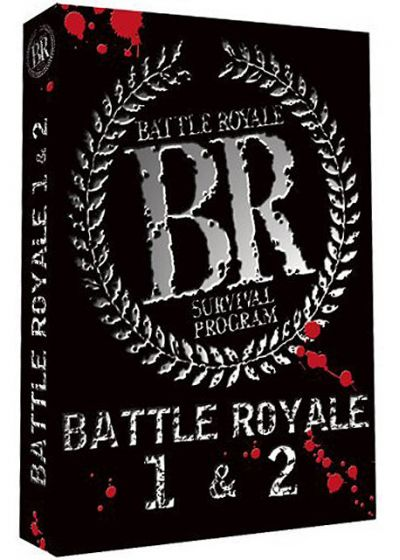 Battle Royale 1 & 2 (Édition Collector) - DVD