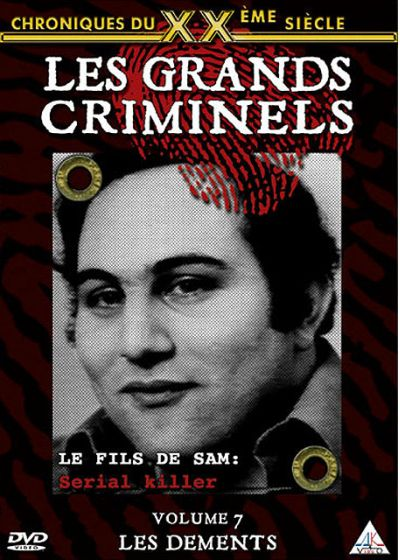 Les Grands criminels - Volume 7 - Les déments - DVD