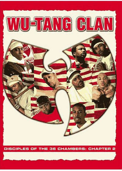 Wu-Tang Clan - Disciples of the 36 Chambers: Chapter 2 - DVD