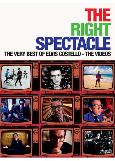 Costello, Elvis - The Right Spectacle (The Very Best of Elvis Costello - The Videos) - DVD