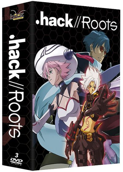 .hack//Roots - Vol. 2 (DVD + box de rangement) - DVD