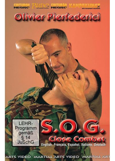 S.O.G. - Vol. 2 : Close Combat - DVD