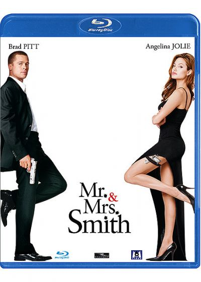Mr. & Mrs. Smith - Blu-ray