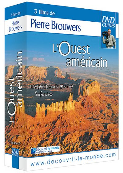 USA Côte Ouest (Pack) - DVD