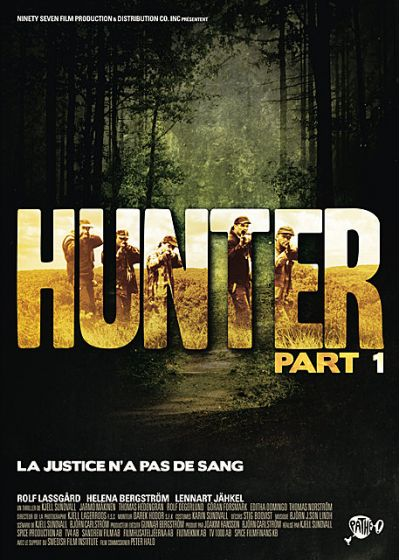 Hunter Part 1 - DVD