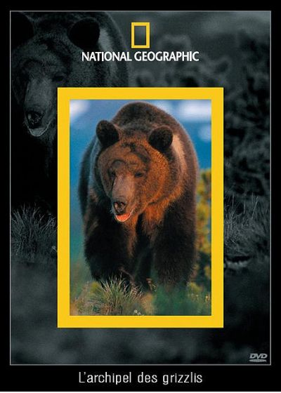National Geographic - L'archipel des grizzlis - DVD