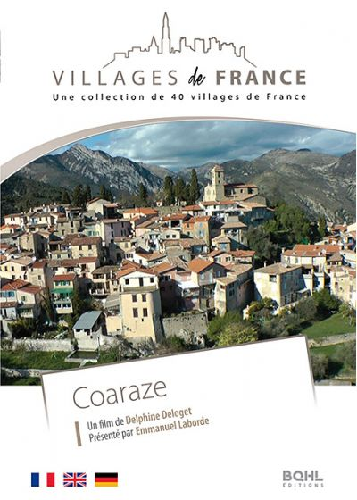 Villages de France volume 36 : Coarazes - DVD