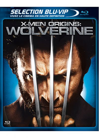 X-Men Origins : Wolverine - Blu-ray