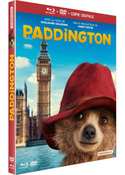 Paddington (Combo Blu-ray + DVD + Copie digitale) - Blu-ray