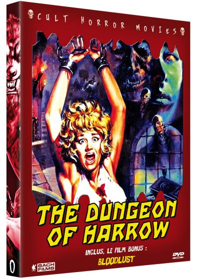 The Dungeon of Harrow + Bloodlust (Pack) - DVD