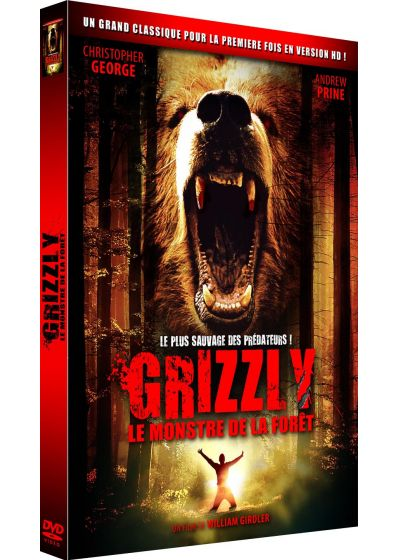 Grizzly - Le monstre de la forêt - DVD
