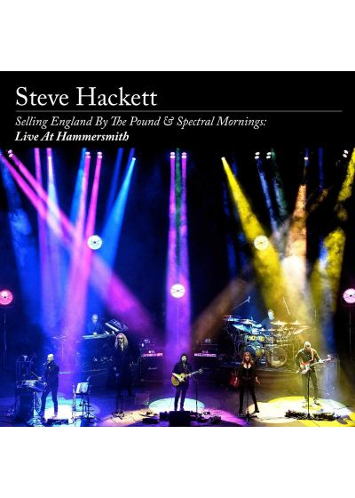 Steve Hackett - Selling England By The Pound & Spectral Mornings: Live At Hammersmith (DVD + CD) - DVD
